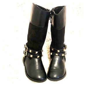 Toddler Girl's size 5 Riding boots Knee high